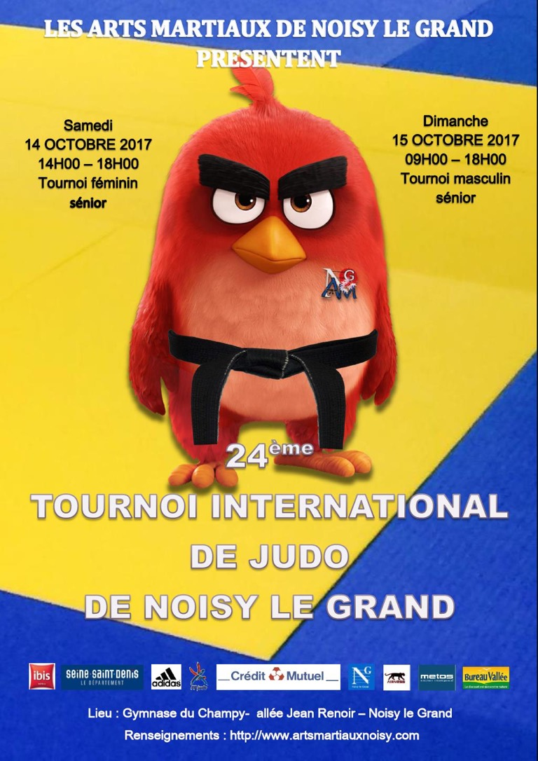 affiche tournoi noisy le sec 14oct2017